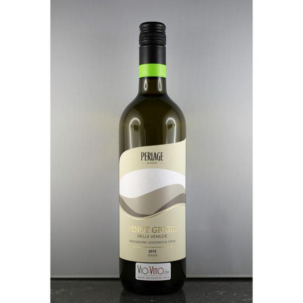 White Wine Pinot Grigio Italy 12% ORGANIC