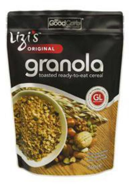 Original Granola GMO free, Vegan, wheat free