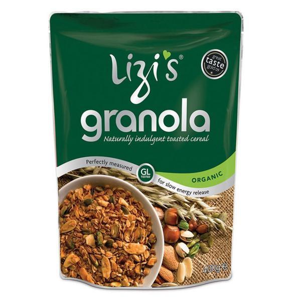 Granola wheat free, ORGANIC