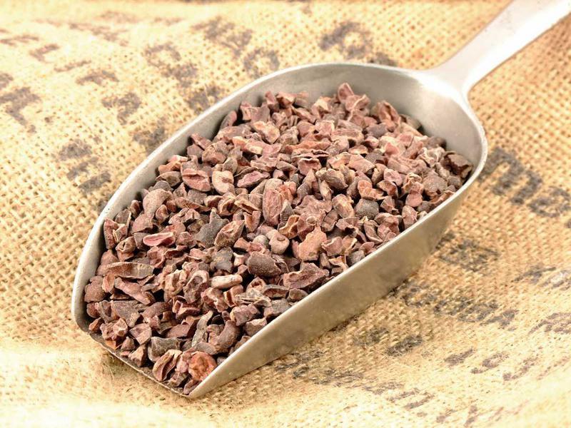 Cacao nips
