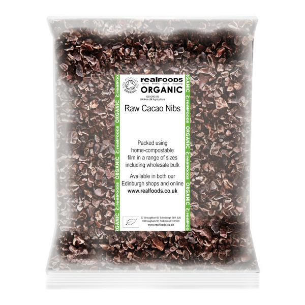 Raw Cacao Nibs ORGANIC image 2