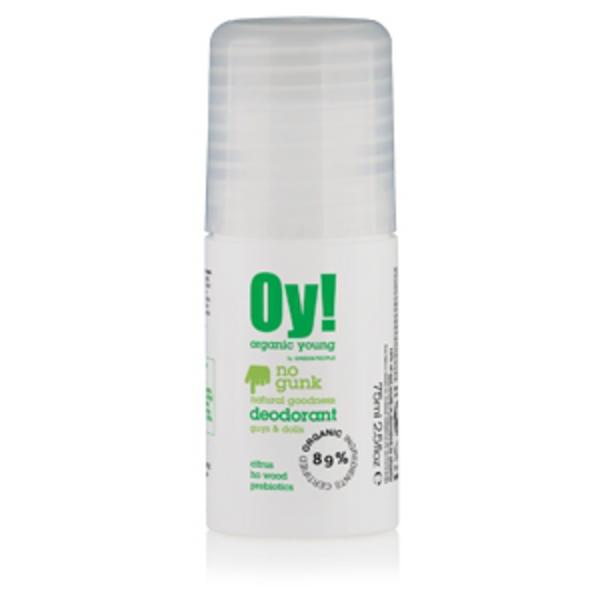 Oy! Deodorant Roll-On FairTrade, ORGANIC