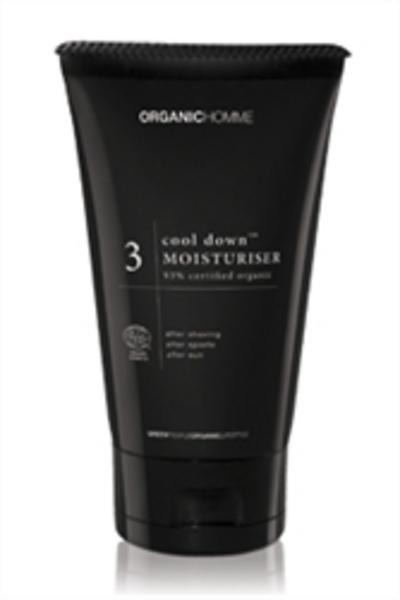 Moisturiser Cool Down Vegan, ORGANIC
