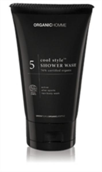 Cool Style Shower Gel Vegan, ORGANIC
