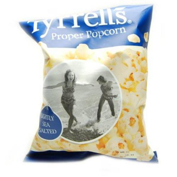 Slightly Sea Salted Proper Popcorn Gluten Free