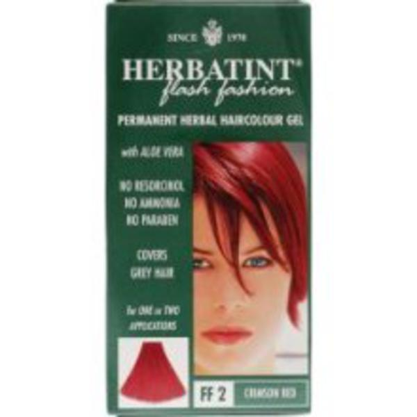 Permanent Hair Colourant Crimson Red FF2