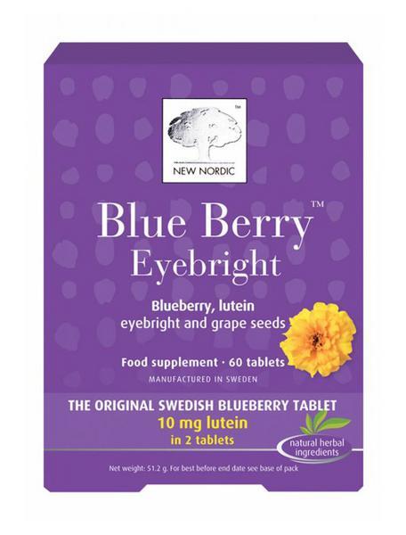 Blueberry Mega Supplement