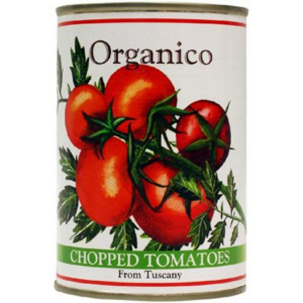 Chopped Tomatoes From Tuscany ORGANIC