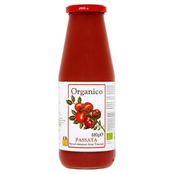 Tuscan Tomato Passata Sieved ORGANIC