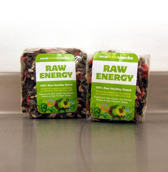 Real Raw Energy Snack