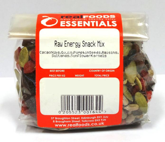 Real Raw Energy Snack  image 2