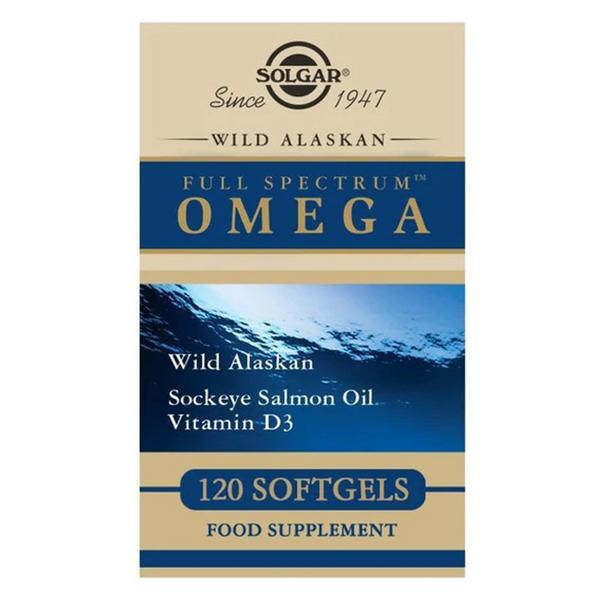 Wild Alaskan Full Spectrum Omega Supplement