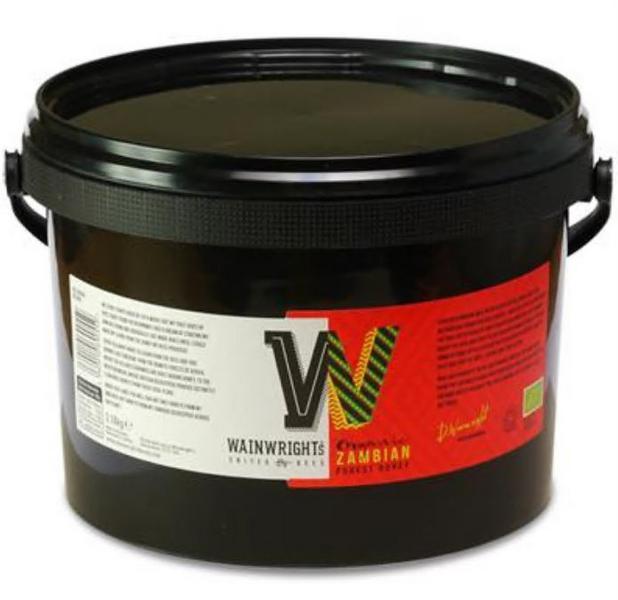 Zambian Clear Forest Honey FairTrade, ORGANIC