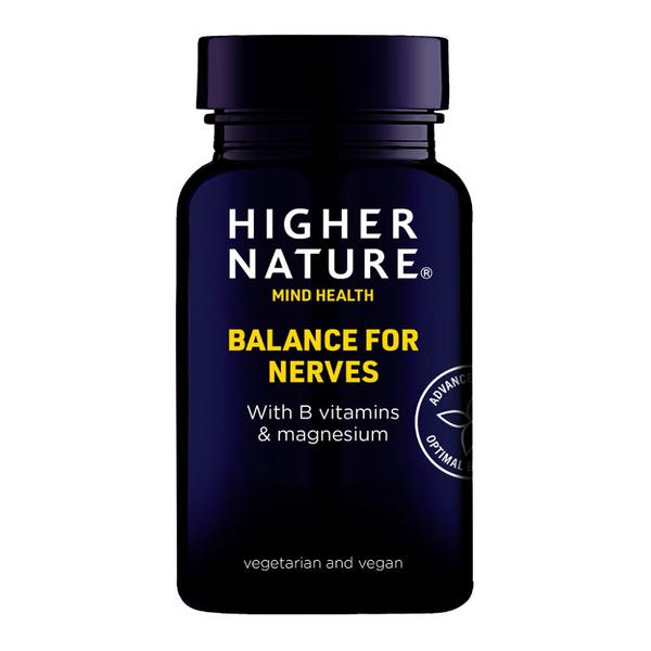 Balance For Nervous Tension Supplement Vegan