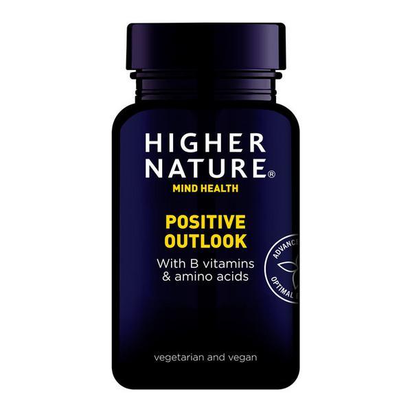 Positive Supplement Outlook Gluten Free