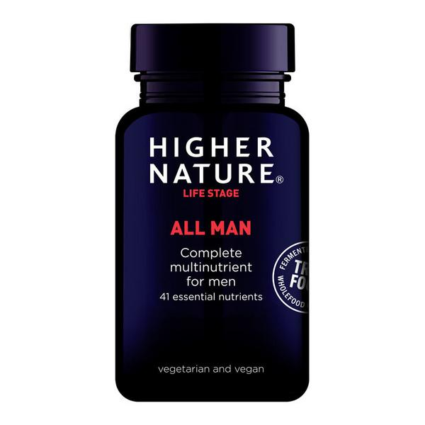 All Man Supplement True Food
