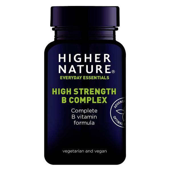 B Complex High Strength Supplement Vegan