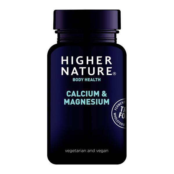 Calcium & Magnesium Supplement True Food