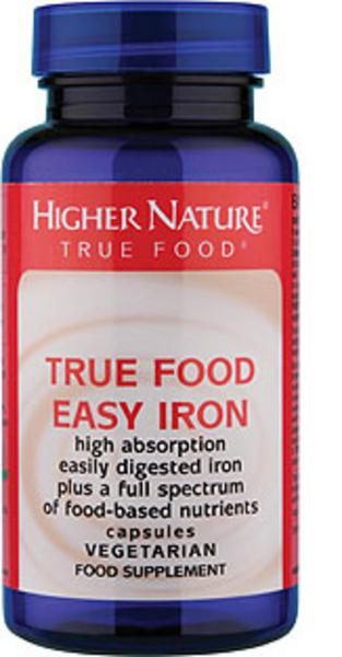 Easy Iron Supplement True Food