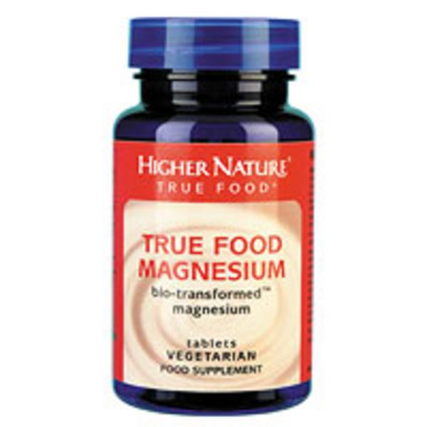True Food Magnesium Supplement