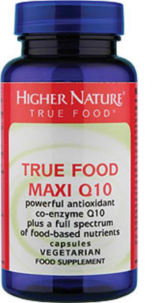 Maxi Coenzyme Q10 True Food