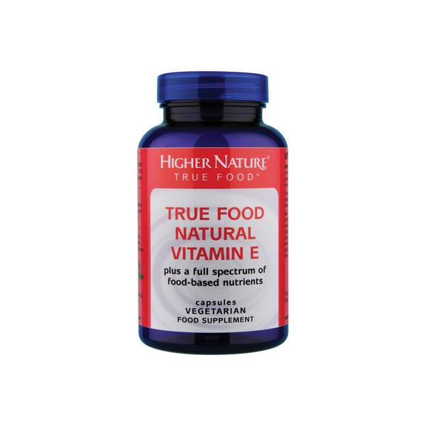 Natural Vitamin E True Food Vegan