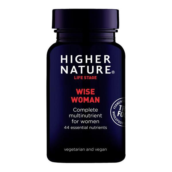 Wise Woman Supplement True Food