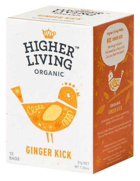 Ginger Kick Tea ORGANIC