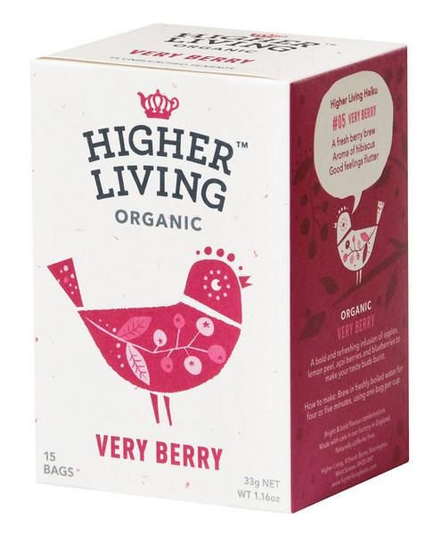 Very Berry Tea ORGANIC