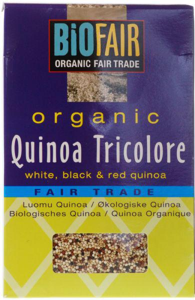 Tri Colore Quinoa Grain FairTrade, ORGANIC