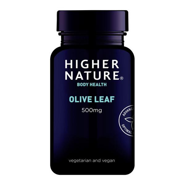Olive Leaf Supplement Extract