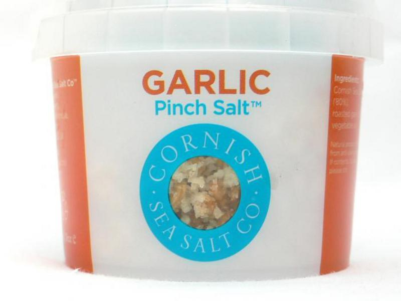 Roasted Garlic Pinch Salt Seasoning
