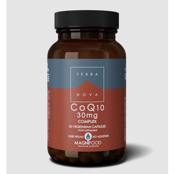 Coenzyme Q10 30mg Magnifood Vegan