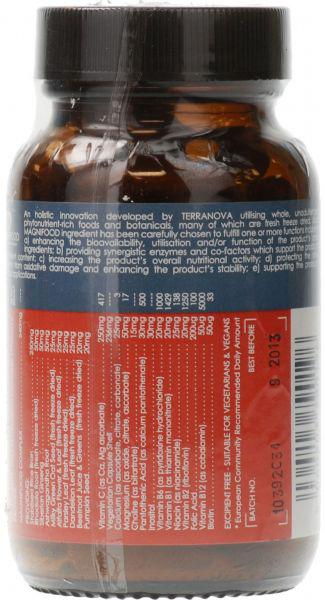 B Complex with Vitamin C Supplement  image 3