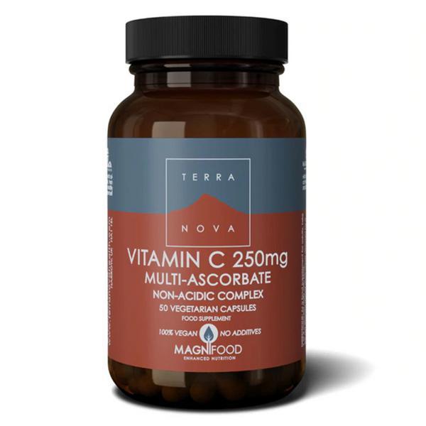 Vitamin C 250mg Complex Magnifood