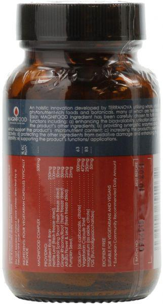 Calcium & Magnesium Supplement 2:1 Complex  image 3
