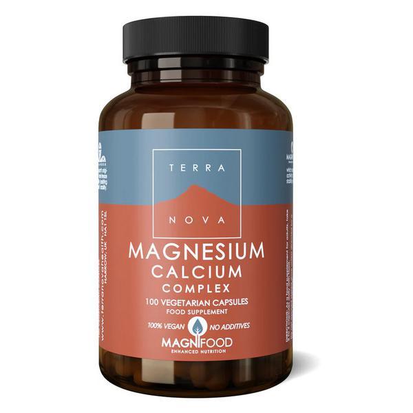Calcium & Magnesium Supplement 2:1 Complex Magnifood