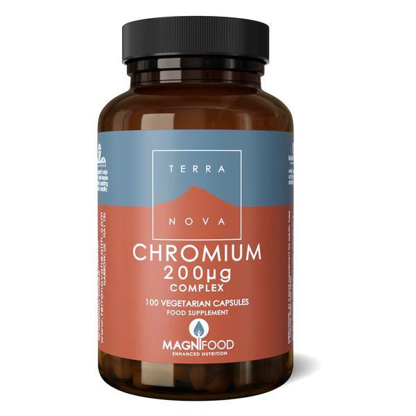 Chromium Complex 200ug Magnifood