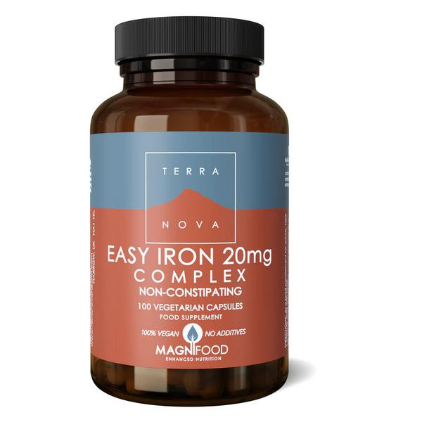 Easy Iron 20mg Complex Magnifood