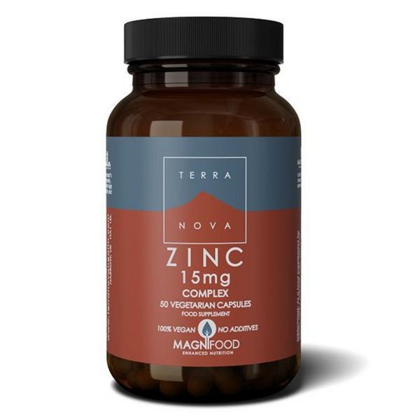 Zinc 15mg Complex Magnifood
