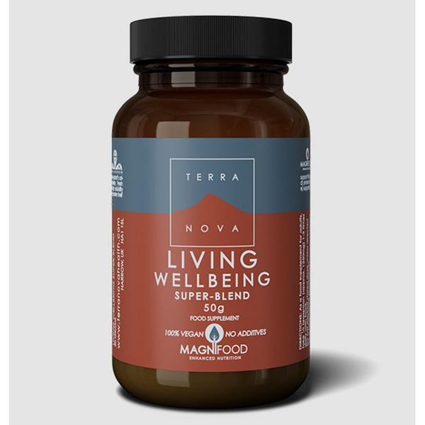 Living Wellbeing Superfood Blend
