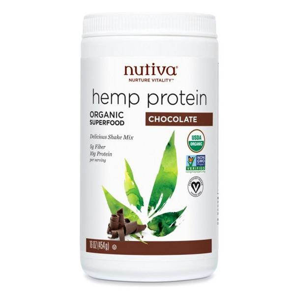 Chocolate Hemp Shake ORGANIC
