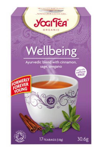 Wellbeing Tea ORGANIC