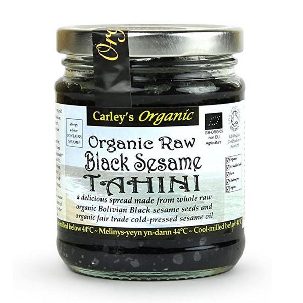 Black Sesame Tahini ORGANIC