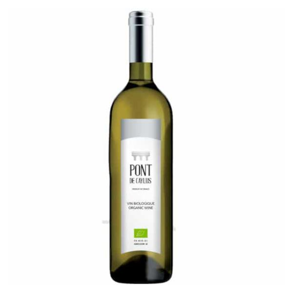 White Wine Colombard France 11.5% Vegan, ORGANIC