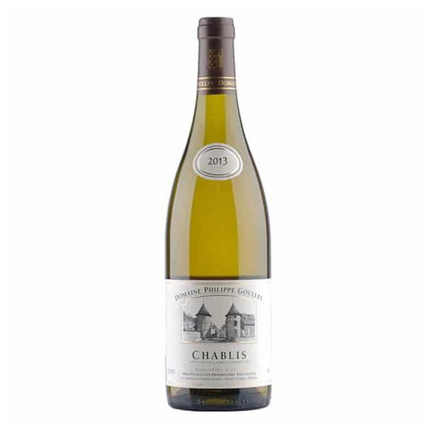 White Wine Chablis France 12.5% Vegan