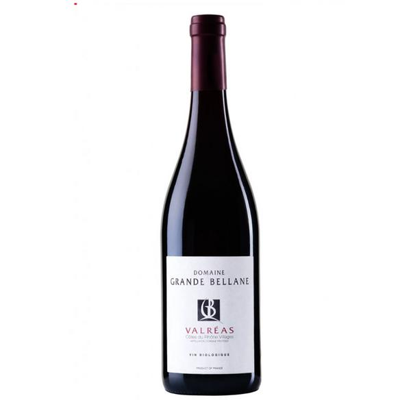 Red Wine Cotes du Rhone France 14% Vegan, ORGANIC