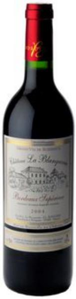 Red Wine Bordeaux Superieur 13% ORGANIC