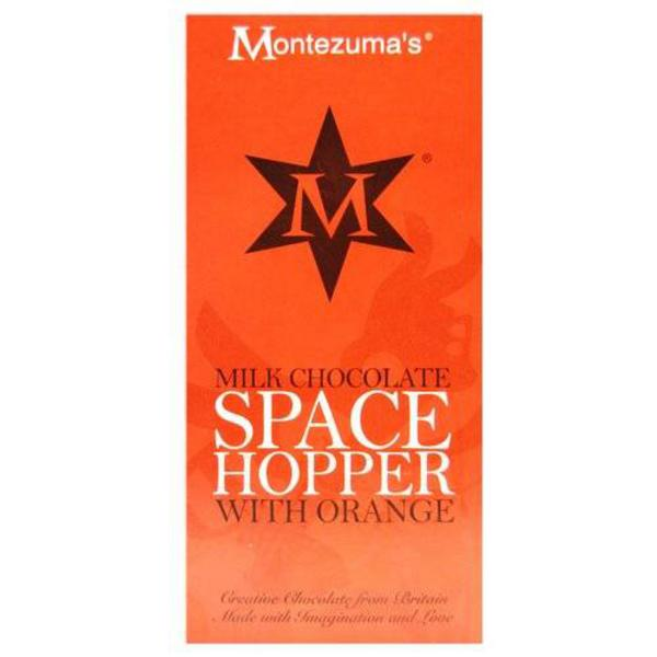 Space Hopper Milk Chocolate With Orange