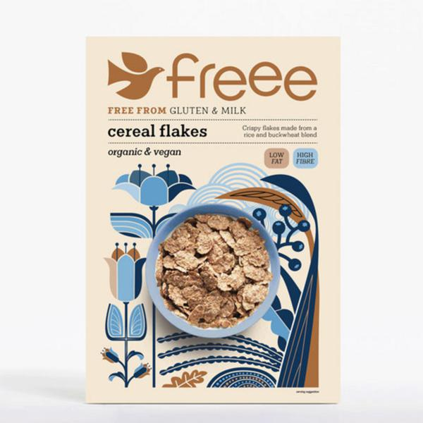 Cereal Flakes dairy free, Gluten Free, ORGANIC